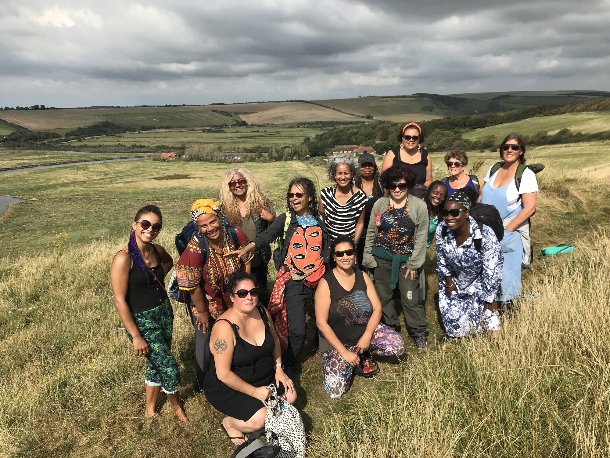 Inspirational project explores diverse voices and connections with Seven Sisters and the Sussex Heritage Coast image